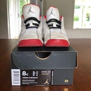 Jordan 13 Retro GT w/ Box